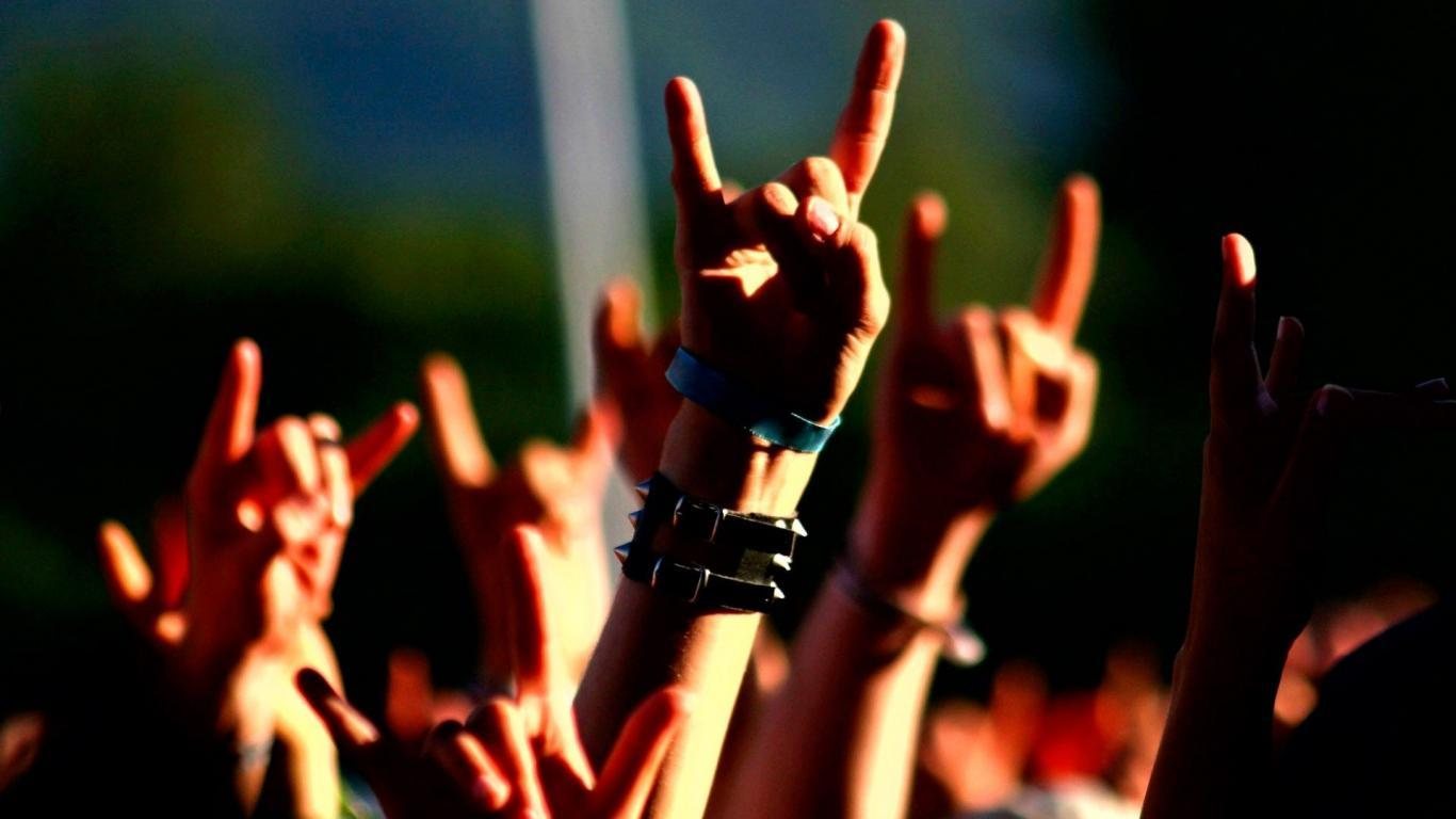 Fondo de pantalla música Rock