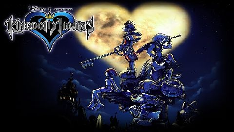 kingdom hearts 2 wallpapers hd