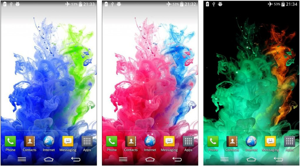 Android L wallpapers apk
