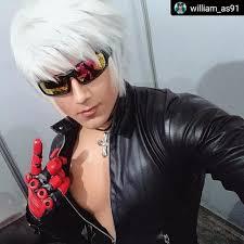 Fondo k dash cosplay