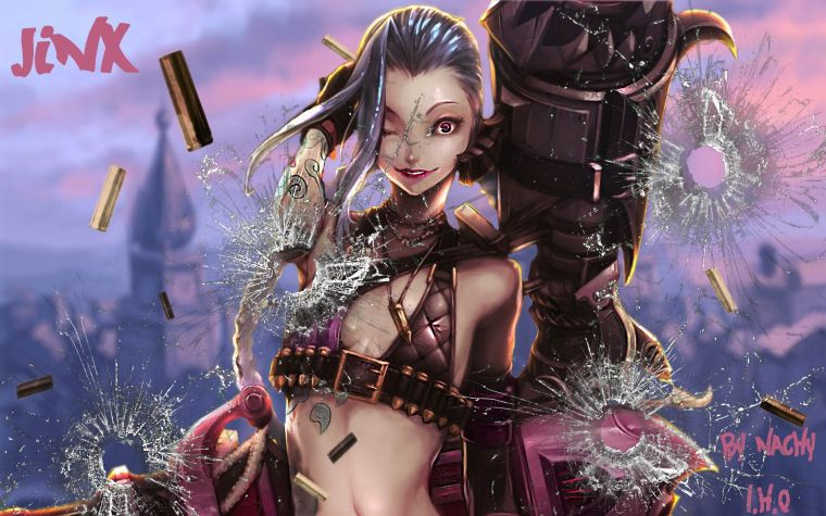 Wallpapers Jinx