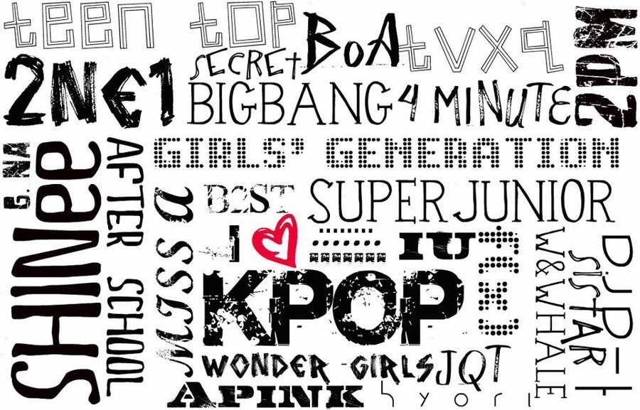 wallpapers kpop tumblr