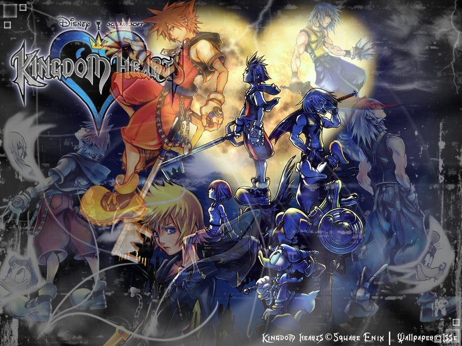 wallpapers kingdom hearts birth by sleep