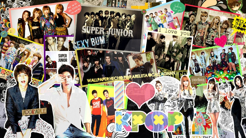 Wallpapers Kpop