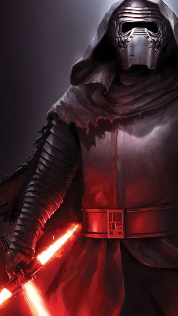kylo ren wallpaper hd android
