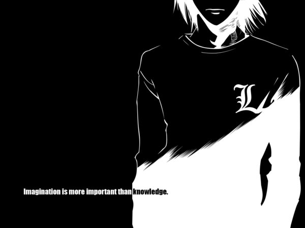 Wallpapers L Lawliet