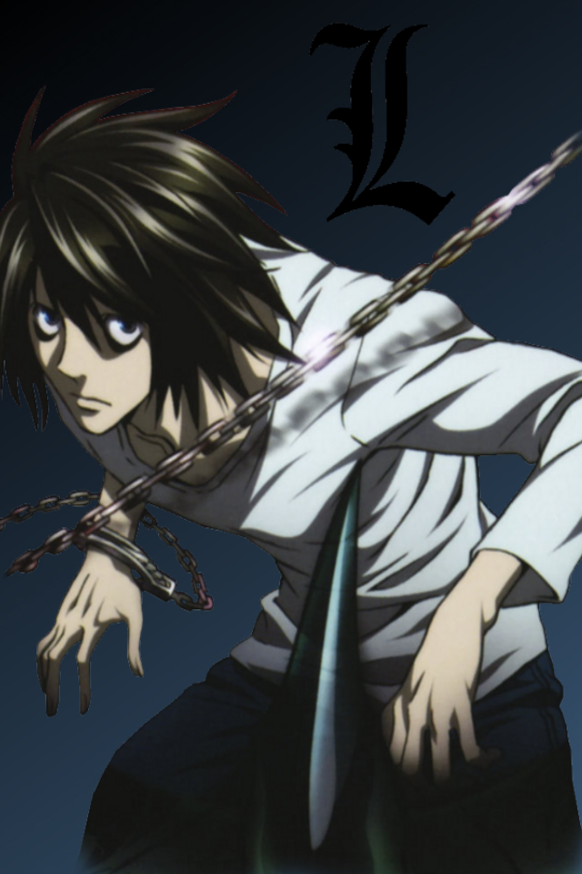 wallpaper hd l lawliet