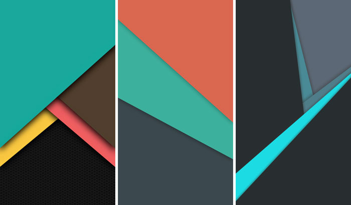 Wallpapers Material Design Android