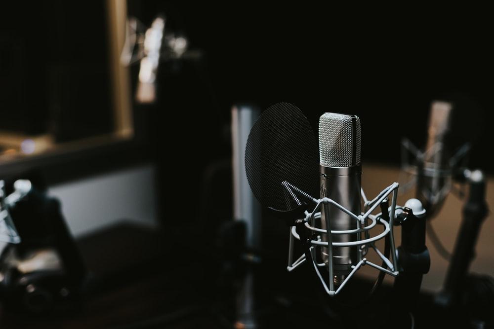 Fondo de pantalla estudio de Grabación
