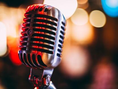 Fondo para android Microfono