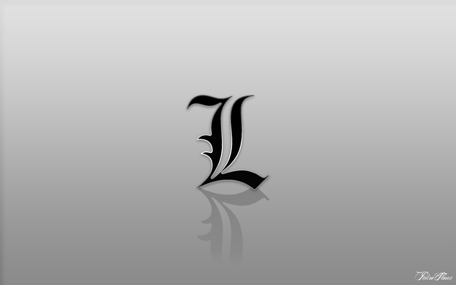 death note l wallpapers hd