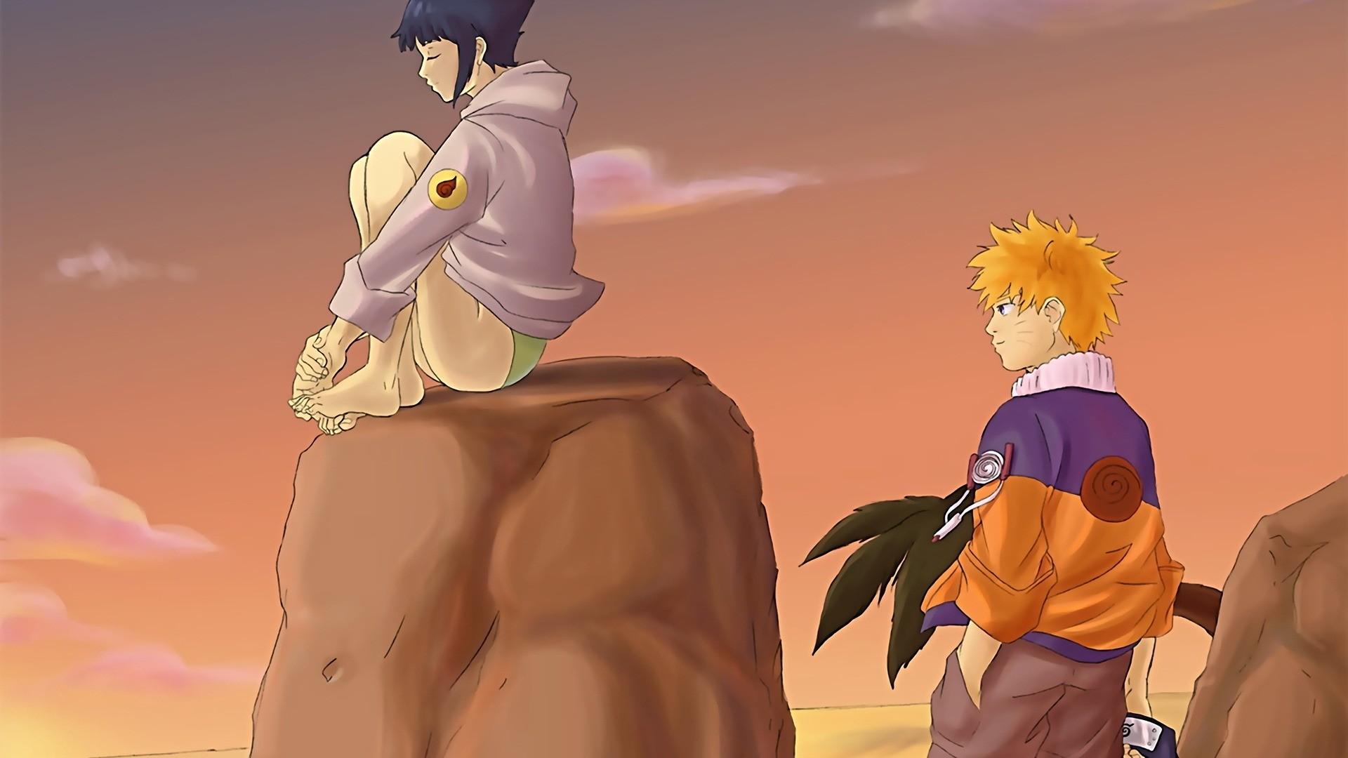 Wallpaper Naruto y Hinata