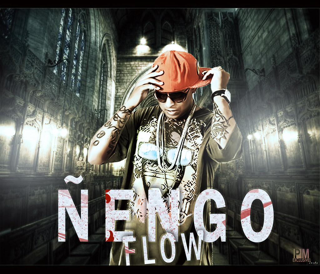 foto de Ñengo Flow realg4life
