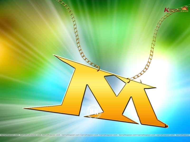 m letter wallpapers desktop