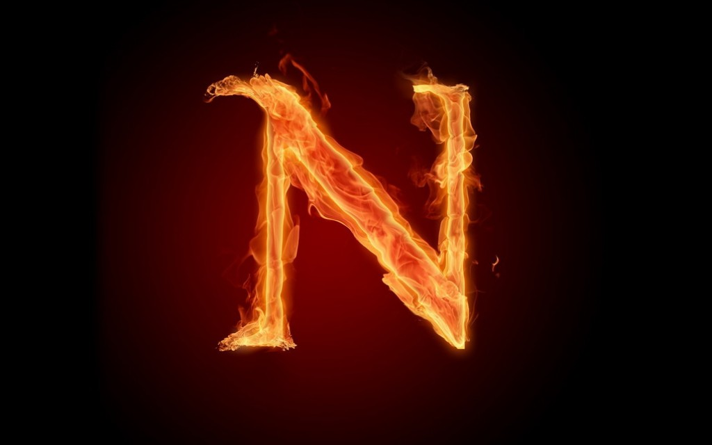 N wallpapers hd