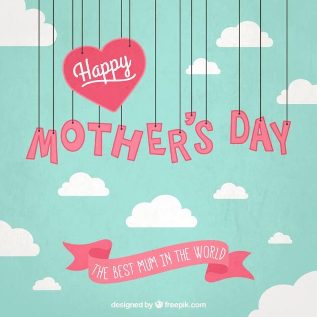 vectores gratis para el dia de la madre
