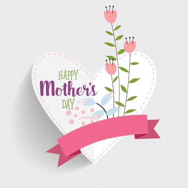 feliz dia de las madres freepik