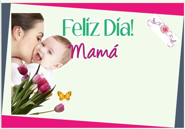 Fondos invitacion dia de las madres