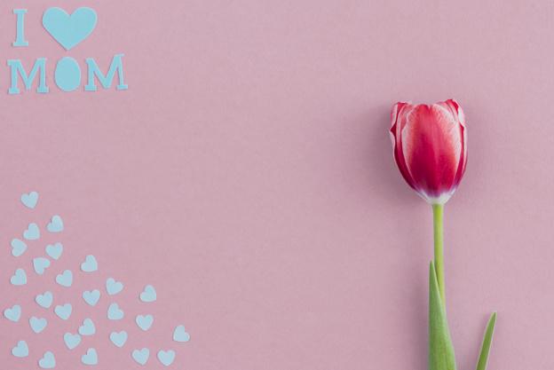 fondos para el dia de la madre corazones