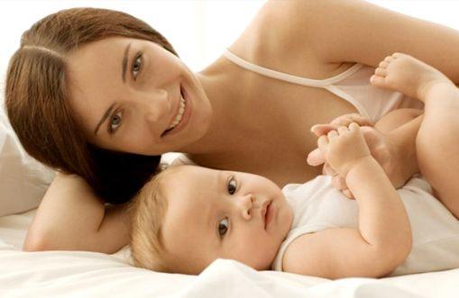 Imágenes de madres e hijos