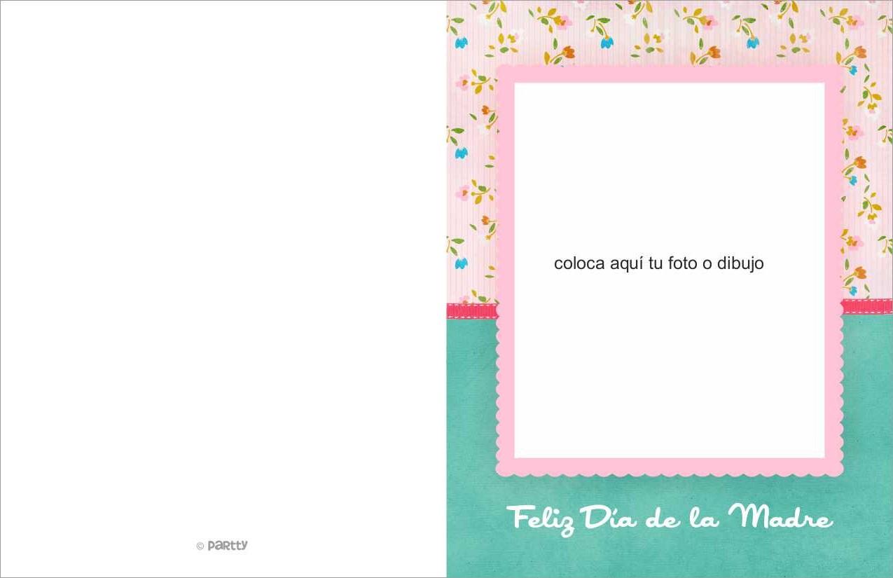 Increíble Marcos Día De La Madre S Cresta - Ideas Personalizadas de ...