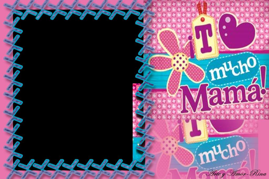 marcos para fotos cumpleaños mama