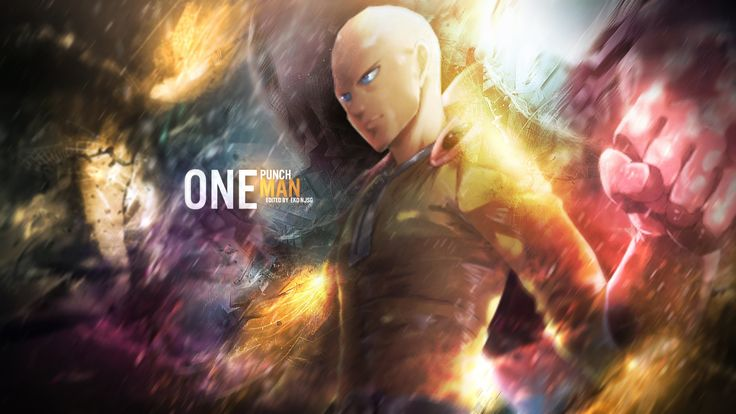 onepunch man wallpaper