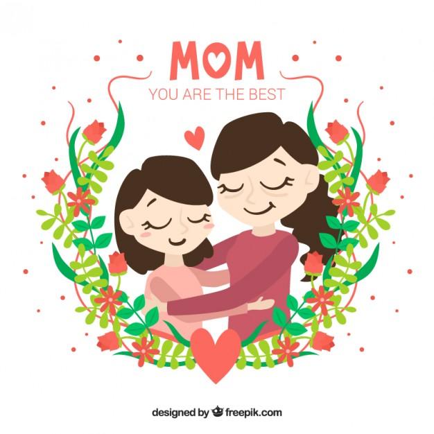 freepik dia de la madre