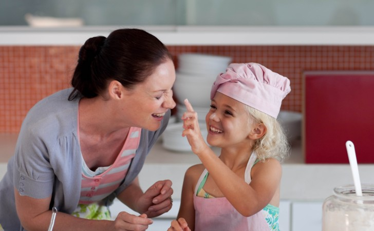 Fondos madres cocina