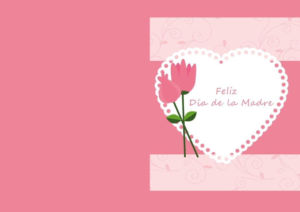 vectores tarjetas dia de la madre