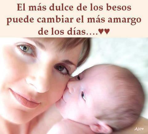 imagenes y frases de madres e hijos para facebook