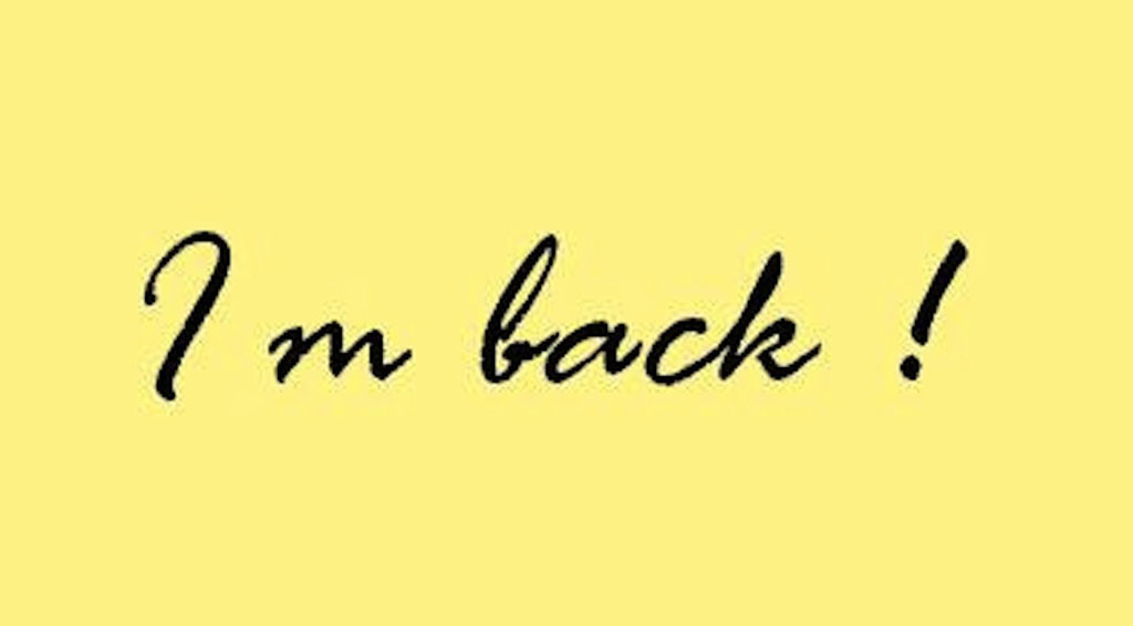 I Am Back Wallpaper Free Download: M Wallpapers For Facebook