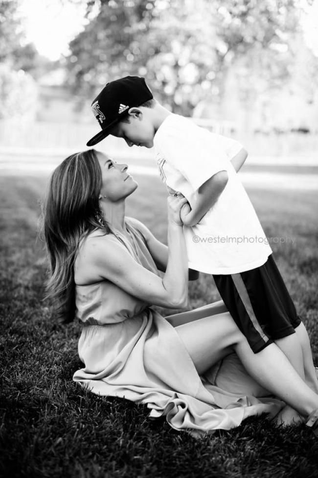imágenes de madres e hijos adolescentes