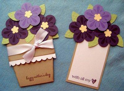 invitaciones para el dia de las madres preescolar