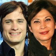 madres e hijos famosos