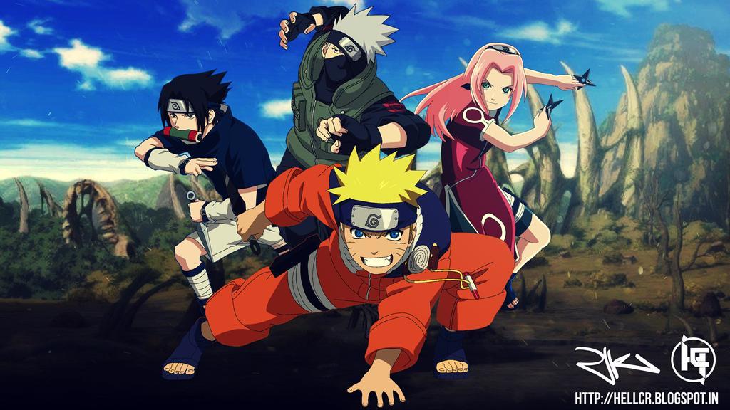 Fondo Naruto 4k