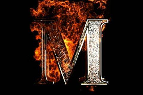m alphabet wallpapers download