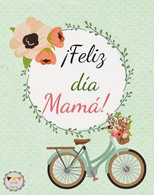 tarjetas del dia de la madre para imprimir y personalizar