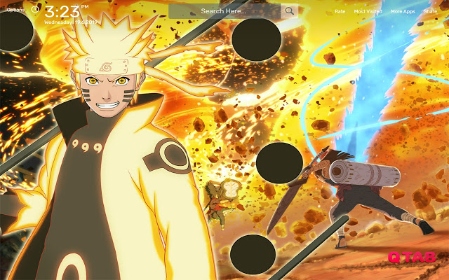 Wallpaper Naruto Shippuden