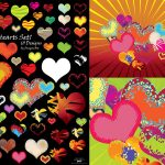 N wallpapers hearts