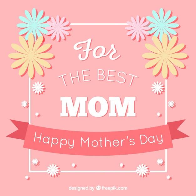feliz dia mama animado