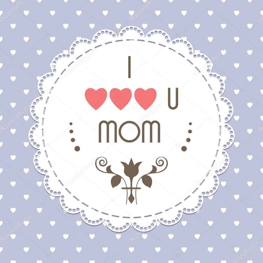 vectores dia de la madre
