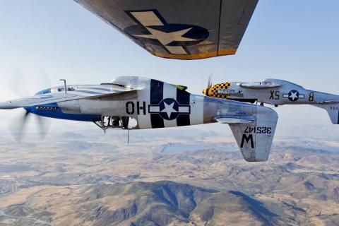 p 51 mustang hd wallpapers
