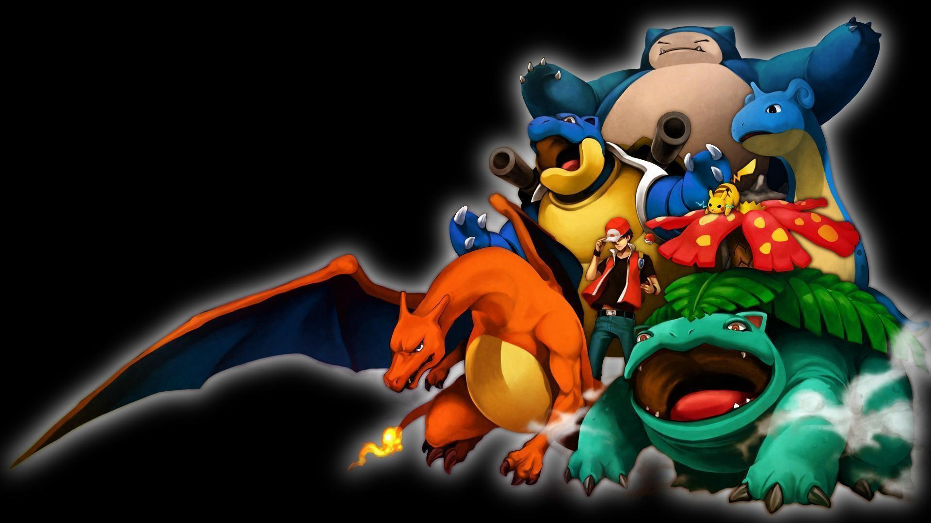 Fondo de pantalla Pokemon