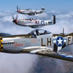 Wallpapers P-51 Mustang