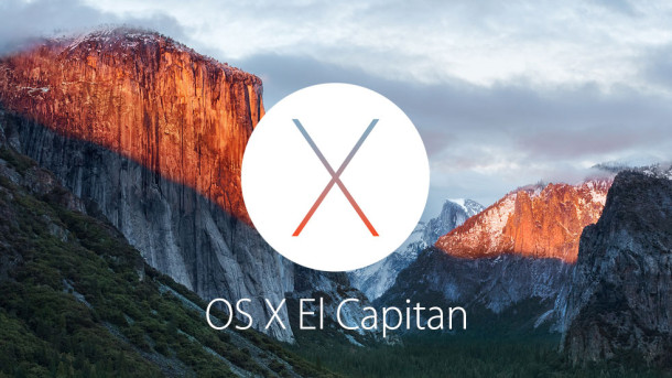 Wallpapers os x capitan