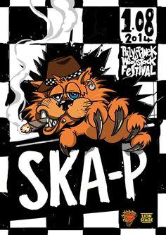 Logo Ska-p