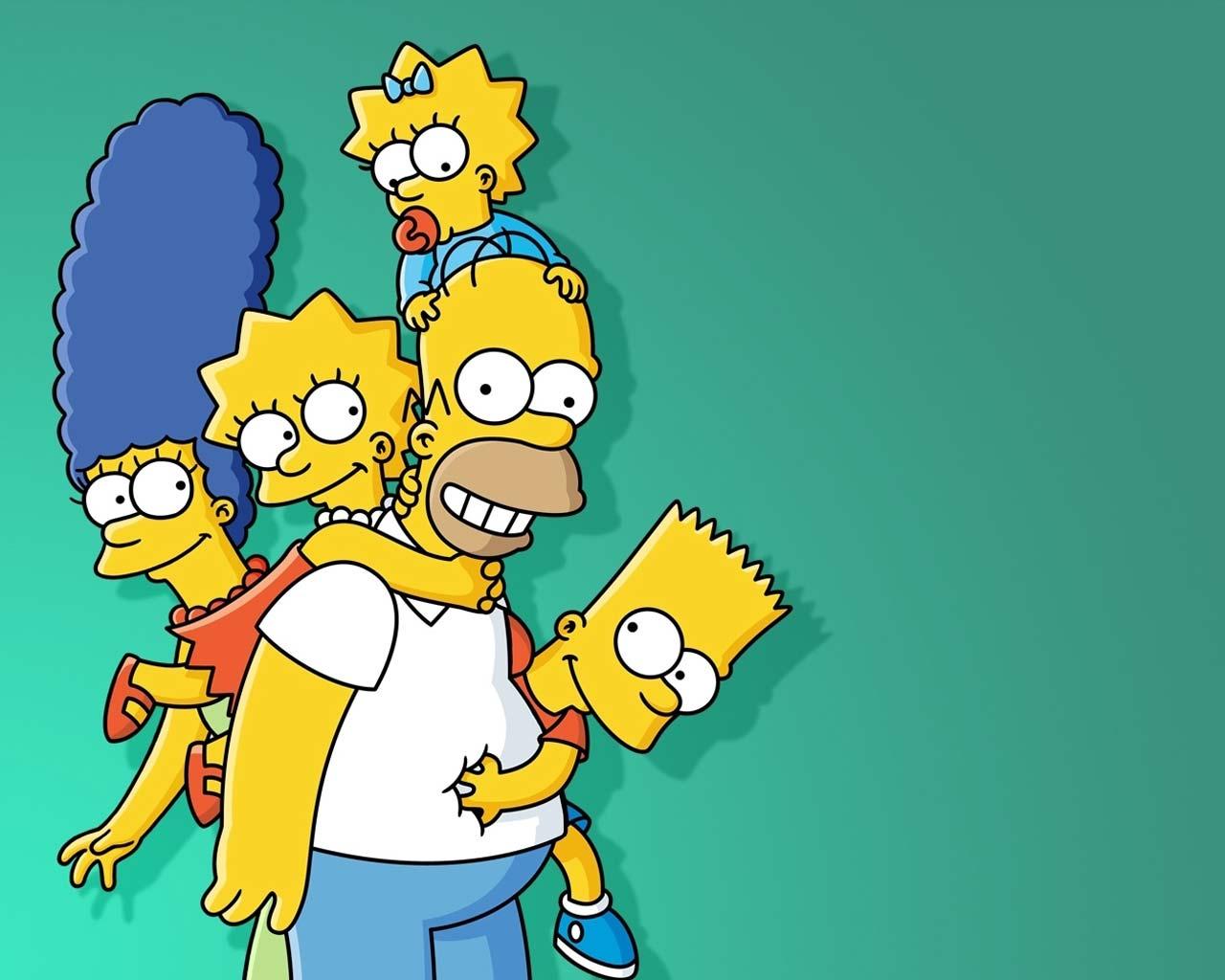 Dibujos animados de los Simpson