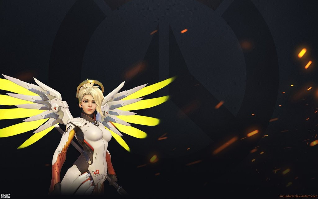 wallpapers overwatch hd