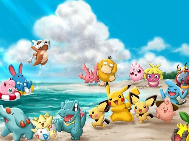 wallpapers pokemon 4k